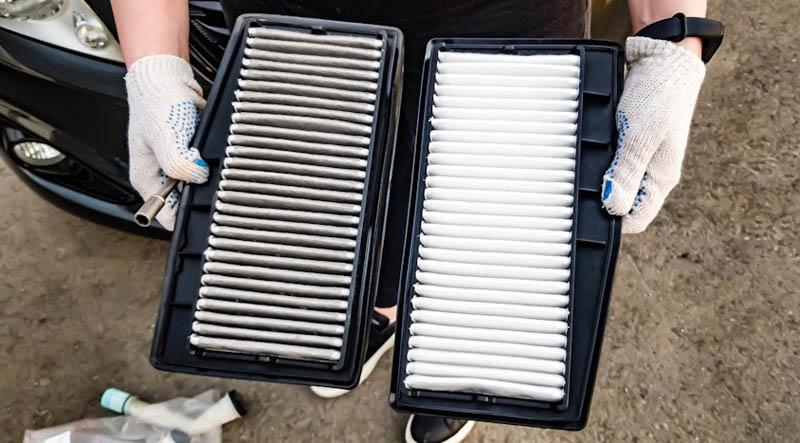 Равон Р2 воздушный фильтр двигателя